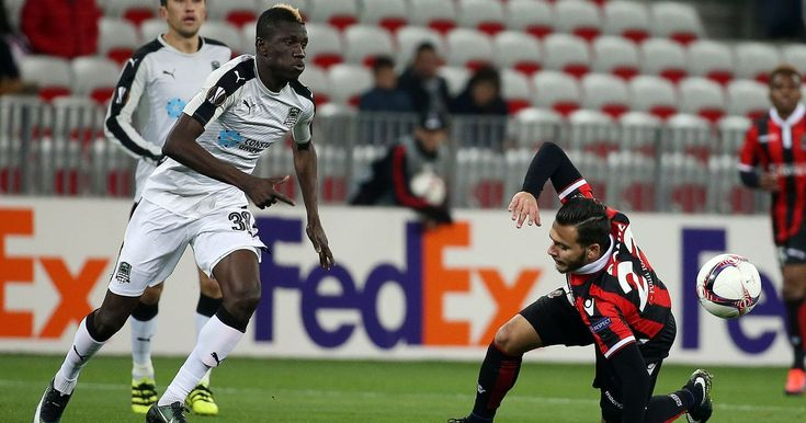 Celtic closing in on £2.5million deal for African wonderkid Kouassi Eboue from FC Krasnodar
