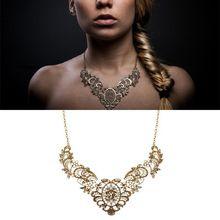 Miçangas de jóias da dama de honra Bib gargantilha colar Colares Maxi Femininos colar Vintage para as mulheres(China (Mainland))