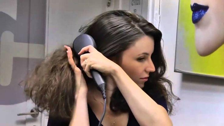 Glattebørsten - Blanding af et glattejern og en hårbørste. se glattebørsten her: https://perfect-body.dk/glatteboerste-straightener-comb