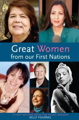 Great Women from our First Nations profiles ten trailblazing women leaders who have raised the profile of indigenous culture in North America. Gr.6&up