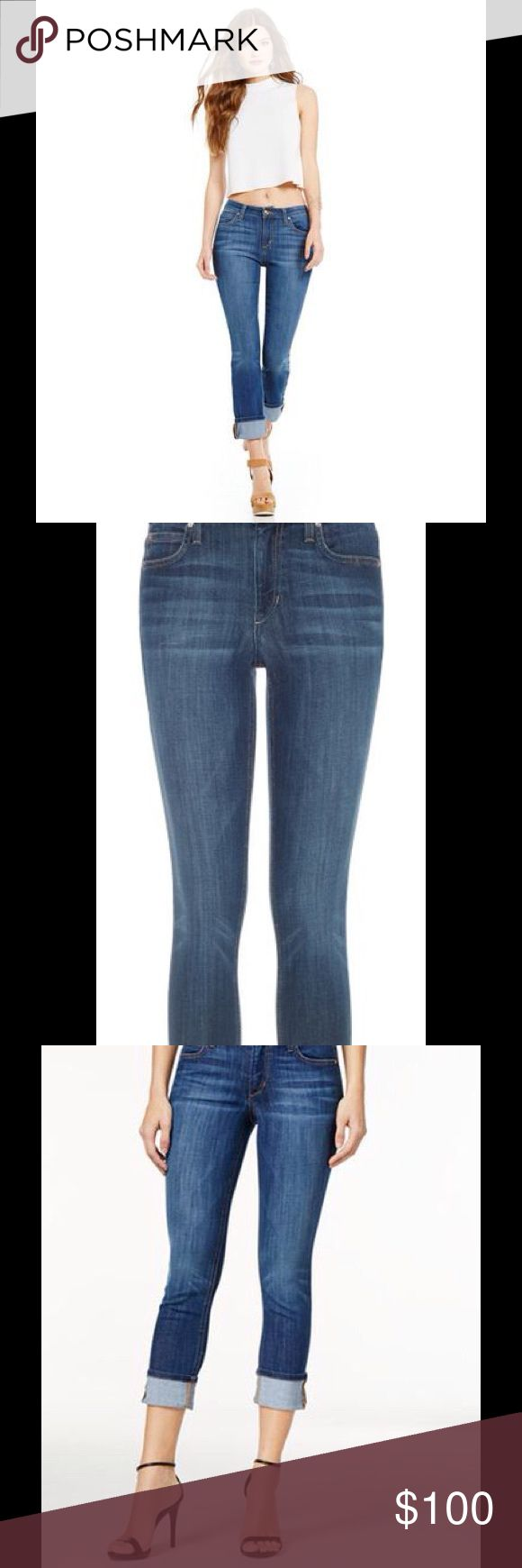 Jeans The crop jean that keeps you cool in the summer!!! A chic go-to, these cuffed cropped jeans from Joe's Jeans are sure to be your favorites with a crisp blouse or tee and heels Joe's Jeans Jeans Skinny