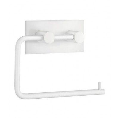 Smedbo Design Toilettenpapierhalter Weiss BX1098