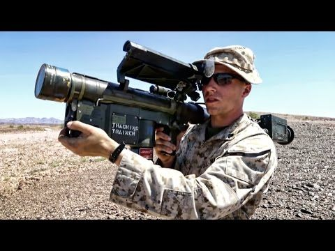 How To Fire A Stinger Missile • FIM-92 Stinger In Action - YouTube