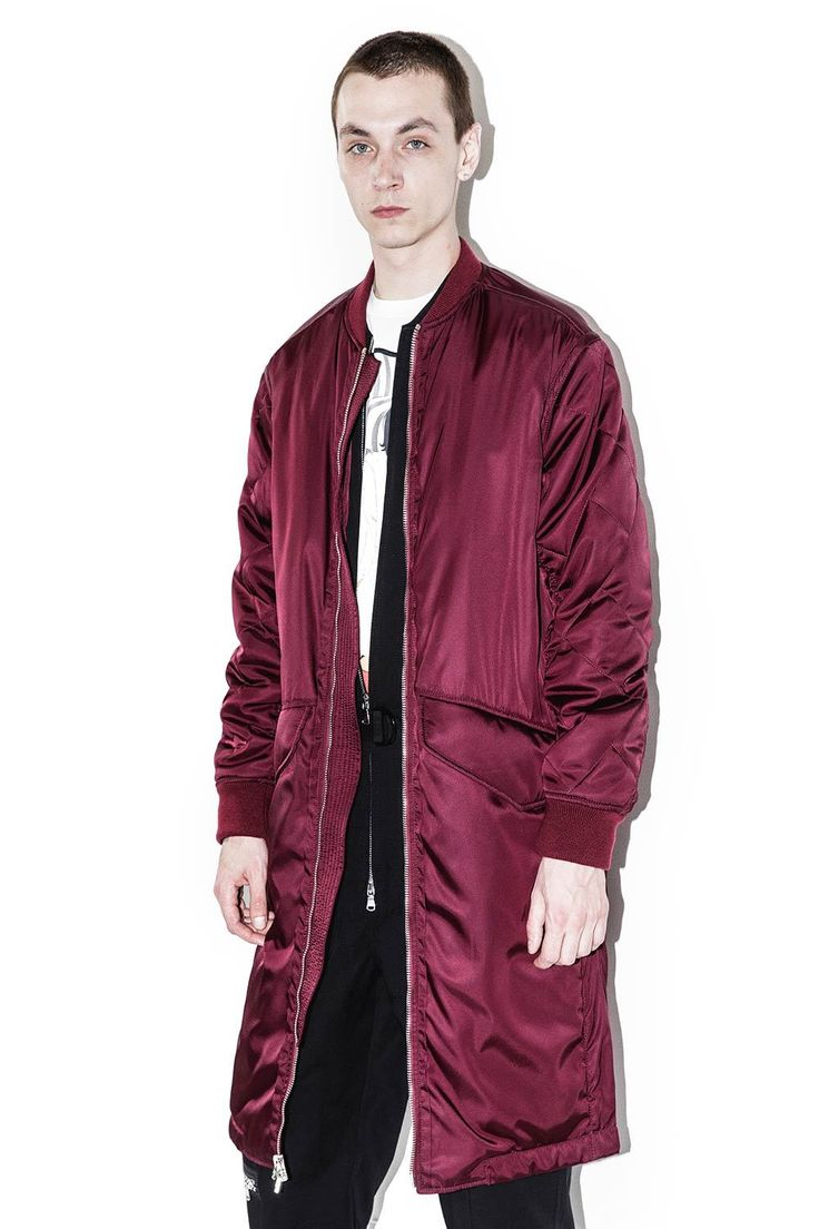 Back-strap Bomber Coat | 3.1 Phillip Lim Official Store