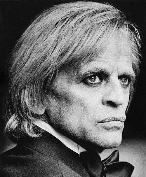 Klaus Kinski in Paris, age 51.