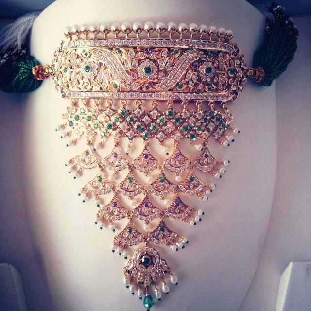 Jodhpuri aad best work our jewellers Chirag Bhardwaj contact 9610095667