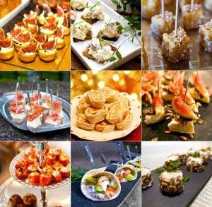 Bästa recepten på aptitretare och mingelmat till nyårsafton - Landleys Kök