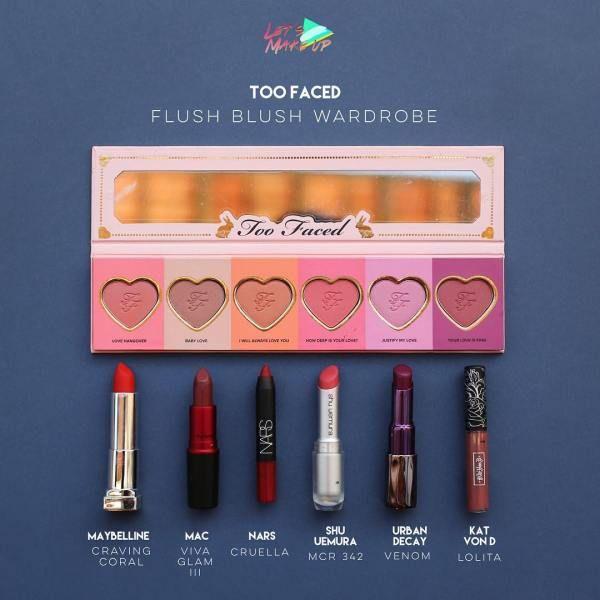 Shu Uemura Matte Lipsticks - Lets Play Makeup
