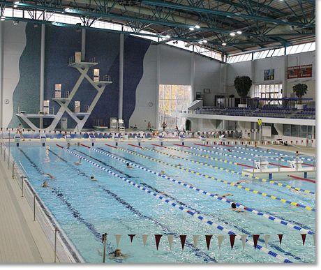 Mäkelänrinne Swimming Center, Helsinki