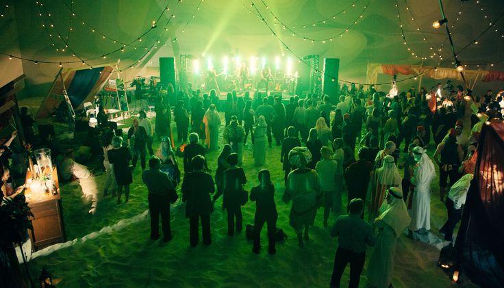 New Year Beach Party, Helsinki