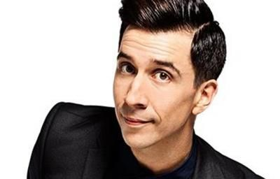 Russell Kane: Right Man, Wrong Age Concert Hall, Reading 06/04/16
