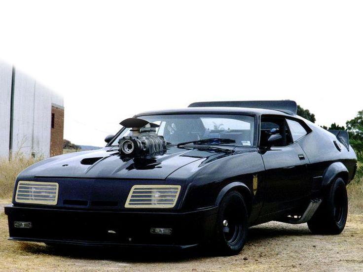 "Ford Falcon GT ""Pursuit Special V8 Interceptor"" AU-spec (XB) '1979"
