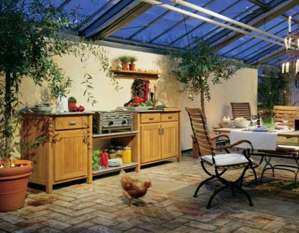 Photos Of Outdoor Kitchen Designs