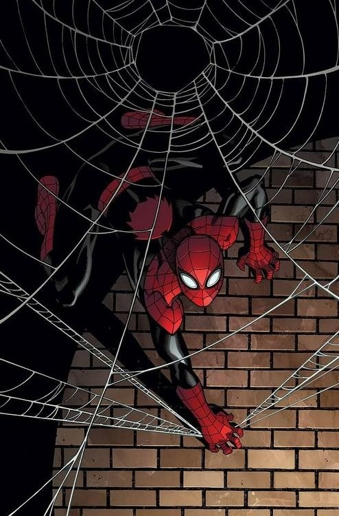 The Superior Spider-man Issue 2 Variant Cover