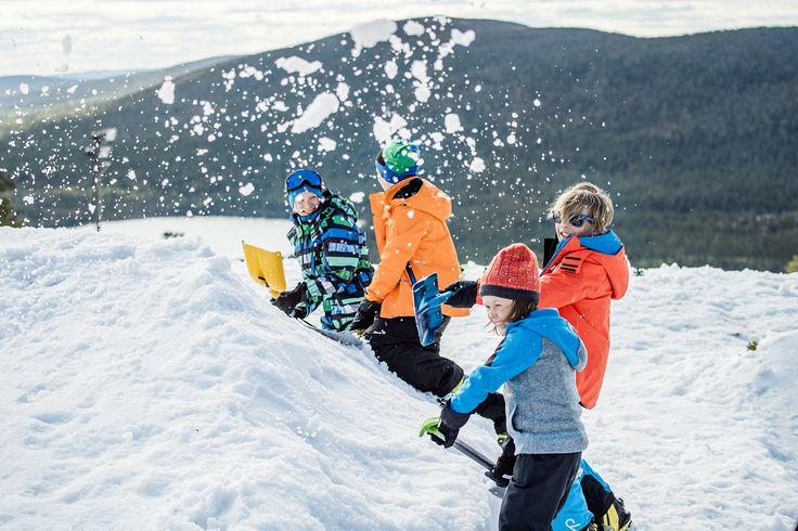 Add more fun to kids' outdoor activities with ReimaGO sensors.