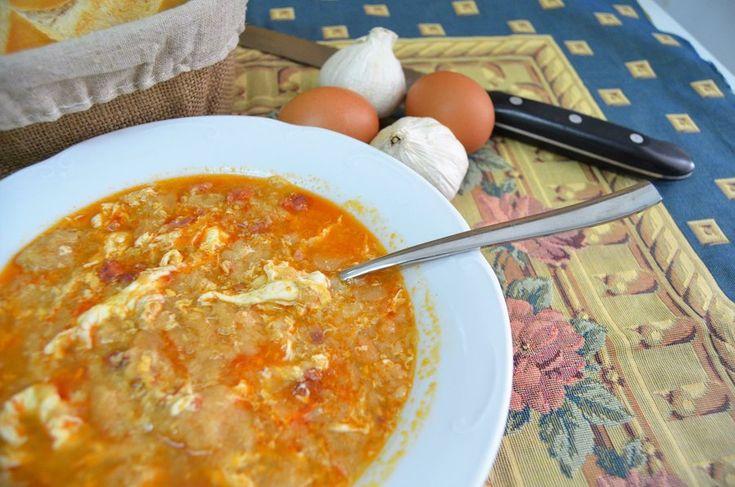 Mejores 178 im genes de recipes en pinterest comidas - Sopa castellana casera ...