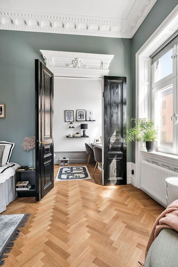 Modern Scandinavian Classics 85 Sqm Interior Design Home Decor Idea Inspiration Cozy Room Style Lig Home Interior Design Interior Design Home Decor