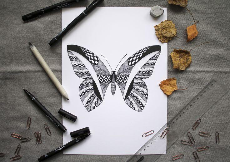 FLY BABY art print. @blacklinesart. www.blacklines.se #kitchen #rustic #kitchengoals #inspiration #details #wallart #tavelvägg #photowall #artist #drawing #art #blacklinesart #blackandwhite #illustration #homeinspo #artprints #artprint #poster #black #white #interior #scandinavian #swedish #design #patterns #zentangle #cat #cats #kitty #animal #animals #insect #butterfly