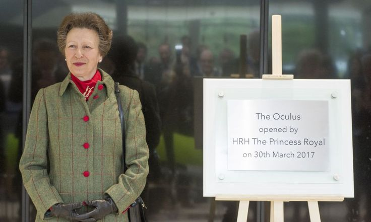 The Princess Royal officially opens University of Warwick's new teaching building – Royal Central