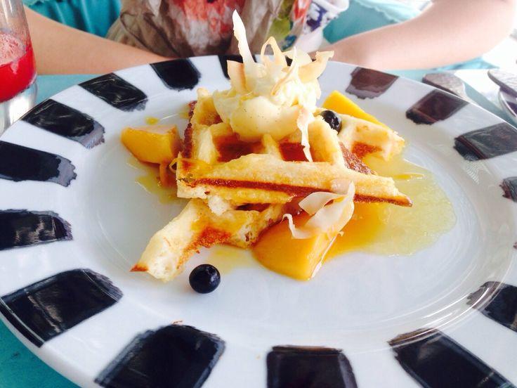 #waffle