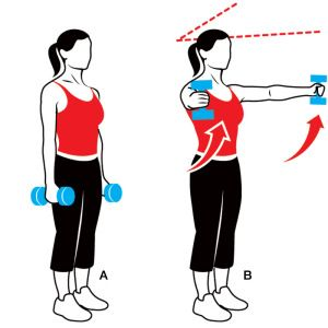 Arm work out
