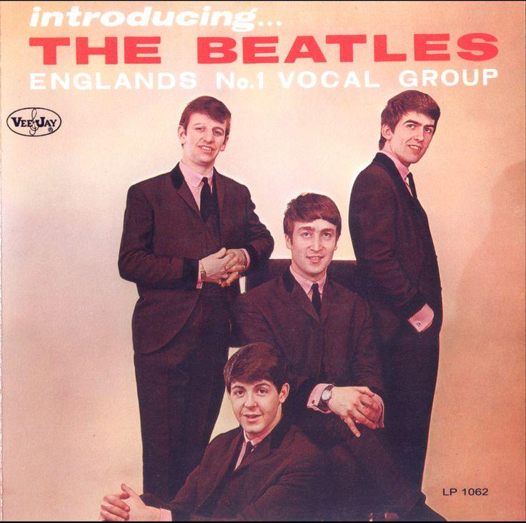 1964-01 – Beatles – Introducing The Beatles