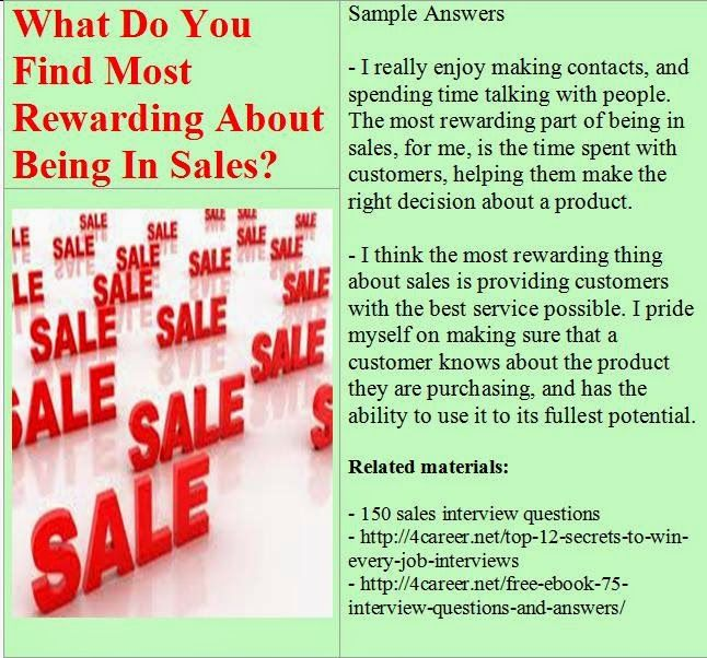 The 25+ best Sales interview questions ideas on Pinterest - hotel interview questions