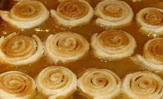 Recette gourmande du jour : Le pet de soeur au sirop d'érable...100% Québécois!