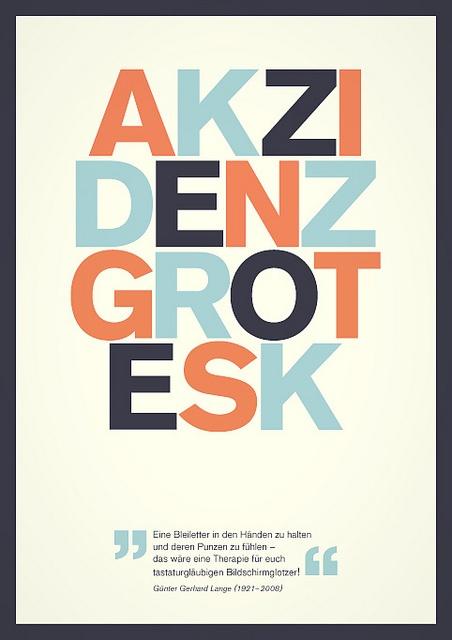 Katharina Godbersen: Plakat