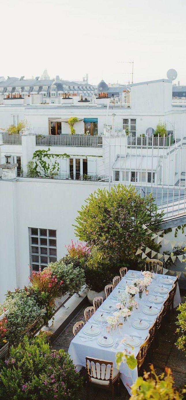 35 Modern Home Rooftop Terrace Design Ideas
