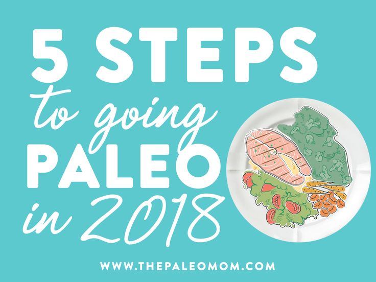 Use these 5 strategies to make going Paleo in 2018 easy, sustainable and your best resolution to date! Small habit changes make going Paleo easy.