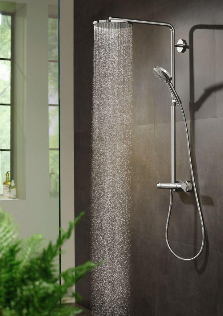 Wellness Dusche Gibt Neues Duschgefuhl Wohnung Bad Badezimmer
