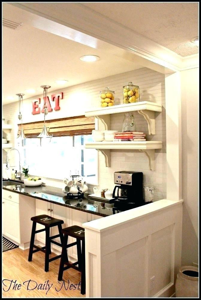 Cheap Kitchen Wall Decor Ideas Shongonsoulinco Inexpensive