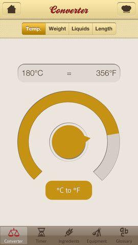 Escoffier Cook's Companion app review - Apppicker
