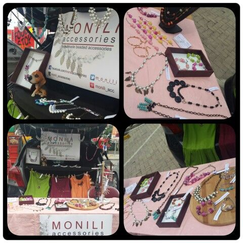 1st day Fashion Accessories Bazaar at Food Truck Festival in Summarecon Digital Center, Serpong 5 Dec 14
