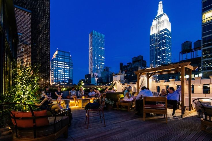 Read our expert review of Refinery Hotel in New York.