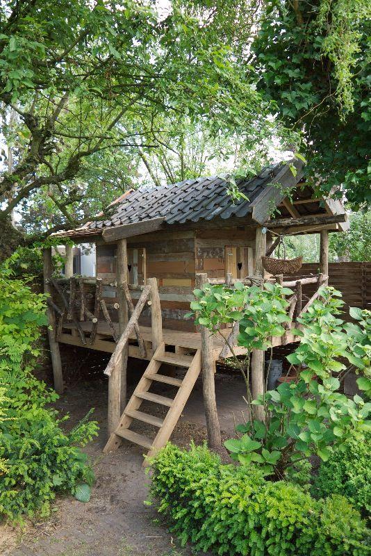 Huizen: Allerlei&Vanalles *Houses ~Tuinhuis *Garden House~