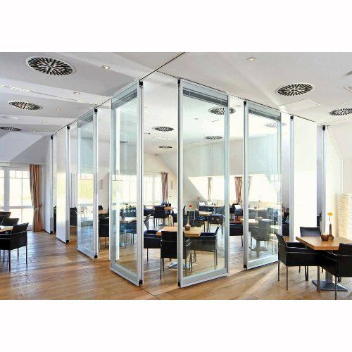 17 best images about movable glass on pinterest english for Movable walls room partitions