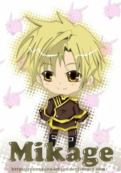 Chibi Mikage ❤