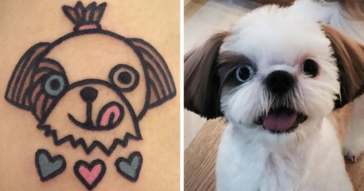 Thanks to a South Korean tattoo artist, we can now take our beloved pets everywhere we go. Sort of.