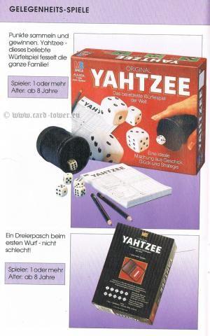 Original Yahtzee, Travel Yahtzee