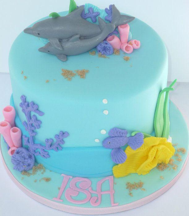 #Amazing #Dolphin #cake!!  ::)