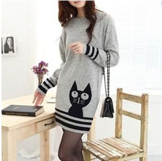 .: Cats, Fashion, Pattern, Style, Dresses, Cat Sweaters, Products