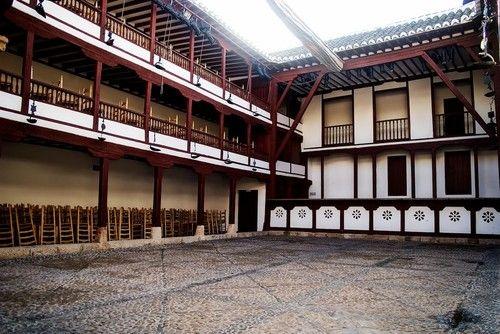 Almagro -Ciudad Real: Conjunto histórico, Festival Teatro - Foro de Madrid, Castilla y Leon, Castilla La Mancha - LosViajeros