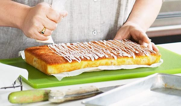 This easy apricot coconut slice recipe from Julie Goodwin and Australian Women's Weekly is best enjoyed with lemon icing for a healthy sweet snack.
