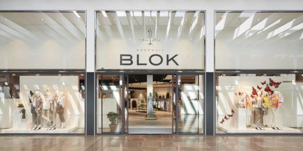 Entree - Modehuis Blok Amsterdam Buitenveldert