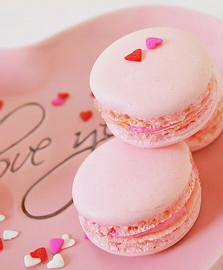 ❤ Macarons