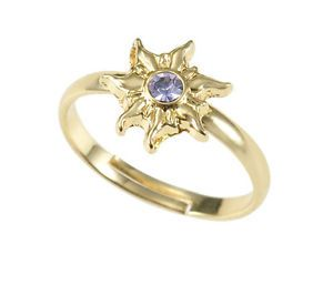 Official Disney Store Japan Rapunzel Sun Wish Ring Tangled Princess Japanese