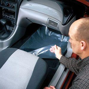 Плівка для захисту автоінтер'єрів FiX 100