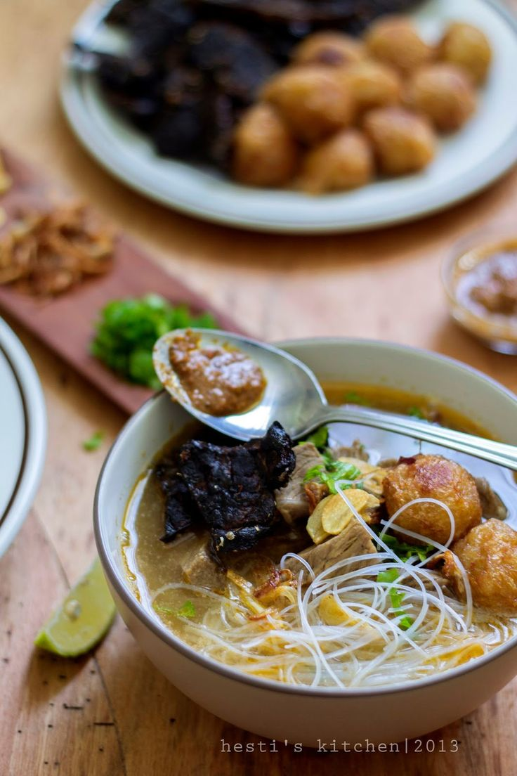 HESTI'S KITCHEN : yummy for your tummy: Sop Saudara (Pangkep)